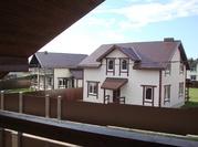 Продаётся новый дом 220 кв.м с участком 10 соток в посёлке Подосинки. - Фото 1
