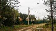 Продам лесной участок 10 соток всего 50 км от МКАД по Горьковскому ш. - Фото 4