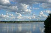 Участок на берегу р. Волга, с лесным массивом, д. Коровино. - Фото 2