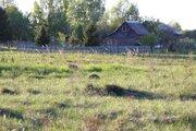 Участок 15 соток в деревне Данилково, рядом с деревней Перематкино - Фото 1