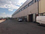 Производственно-складское помещение 3000 кв.м. м.Каширская. - Фото 1