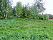 Участок 25 соток Серпуховский район д. Рудаково на реке Нара. - Фото 3