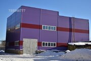 Сдается отдельно стоящий новый склад 1800 кв