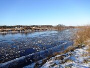Участок у реки Великой - Фото 1