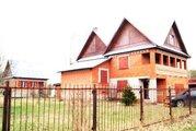 Коттедж + гостевой дом на опушке соснового леса 73 км от МКАД - Фото 2