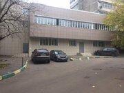 Продается здание. г.Москва, улица Вагоноремонтная