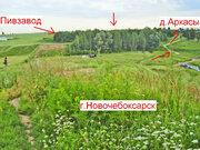 Продам земельный участок рядом с нчк - Фото 1