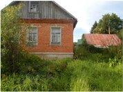 Дом для постоянного проживания с Троицкое, Чеховский район - Фото 1