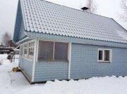 Жилой дом 240 м2, 25 соток, 8 км от Солнечногорска - Фото 1