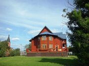 Продается дом 378 м2, участок 15 сот, Ильинское ш, 25 км от МКАД, . - Фото 2