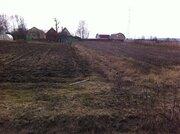 Участок 23 сотки, Новорижское ш. 120 км, в деревне. - Фото 3