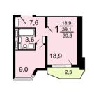 Продам однокомнатную квартиру в Путилково - Фото 1