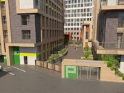 Пентхауз 64 м2 в малоэтажном комплексе бизнес класса на проспекте Мира - Фото 4