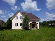 Великолепный дом в деревне Митрополье по Ярославскому шоссе.