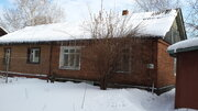 Продается часть дома 60кв.м на участке 22 сот в д.Юрово, Раменский р-н - Фото 1
