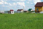 Участок 10 соток в километре от Центра города Воскресенск М\обл. ДНТ- - Фото 1