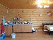 Бревенчатый дом на участке 20 соток в Сергиево-Посадском районе - Фото 5
