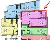 Предлагается 2-х комнатная квартира