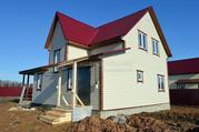 Новый дом 130 кв.м с магистральным газом. 75 км от МКАД. - Фото 4