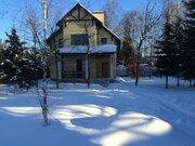 Сказочный загородный дом в лесу, Минское ш, Зеленая роща-1, Голицыно - Фото 1