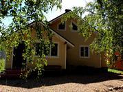 Продам добротный загородный двухэтажный дом, 125 кв.м. - Фото 1