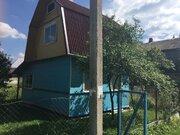 Продам дачу 2-этажный дом 41 м2 на участке 6 сот, 10 км до города - Фото 1