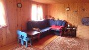 Продается Зимняя дача с баней у леса п.Шугарово, Ступинский р-н - Фото 4