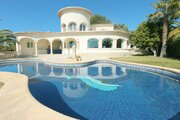 Элегантная вилла в Испании с большим садом и видом на море, Бенисса - Фото 2