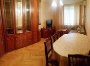 3 комн. кв-ра на Соколе, Песчаный пер 14к3, 1 этаж, свободная продажа - Фото 1