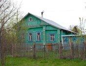 Крепкий бревенчатый дом в пос. Нерль Ивановской области - Фото 1