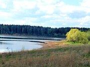 Живописный участок 17 соток у воды - Фото 1