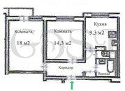 2-х комнатная квартира на Олимпийском проспекте - Фото 5