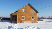 Продается деревянный дом в Лизуново под ключ 85 км от МКАД - Фото 2