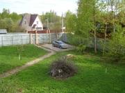 Дом в г. Чехов с центральными коммуникациями на 34 сотках с лесом - Фото 5