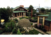 Продается благоустроенная усадьба в д.Трубино(Стрелковка) 28 соток - Фото 2