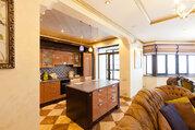 3-х комнатная квартира 110 кв. м в ЖК бизнес- класса м. Юго-Западная - Фото 2