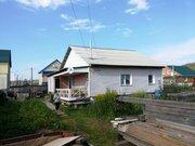 Одноэтажный дом из бруса в с.Зыково, ул.Мостовая дом 17в - Фото 1