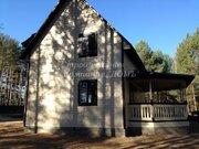 Новый дом у реки Векса, прописка, сосновый лес. - Фото 2