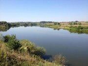 Участок на берегу речки в 4-х км. от берега Оки - Фото 4