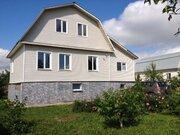 Благоустроенный жилой дом в деревне Новожилово - Фото 1