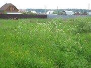 Деревня Петелино. 15 соток, ИЖС, Магистральный газ, 35 км. от МКАД