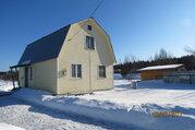 Продам зимний дом в деревне со всеми коммуникациями - Фото 1