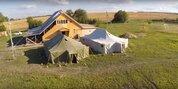Продается: дом 400 м2 на участке 100 сот,1 км от г. Протвино Моск.обл - Фото 4