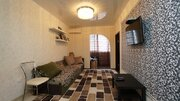 Купить квартиру с ремонтом в монолитном доме., Купить квартиру в Новороссийске по недорогой цене, ID объекта - 322885416 - Фото 13