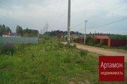 Участок в д. Рекино-Кресты, 40 км от МКАД - Фото 2