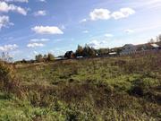 Земельный участок 6 соток д. Алферово Чеховский район - Фото 4