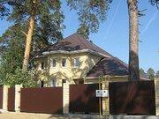 Коттедж с соснами на участке, п. Исток, черта Екатеринбурга - Фото 1