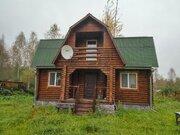 Дом для круглогодичного проживания СНТ Мачихино, Москва, Калужское ш. - Фото 2
