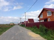10 соток в 1,5 км от жд Бронницы, граничит с д. Кузнецово - Фото 1