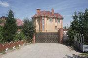 Дом в Малаховке 332м2, 14 км от МКАД - Фото 1